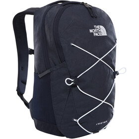 The North Face Jester Backpack, aviator navy light heather/TNF white